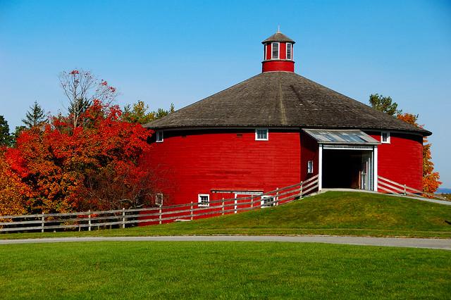 Shelburne Museum Entrance, Vermont