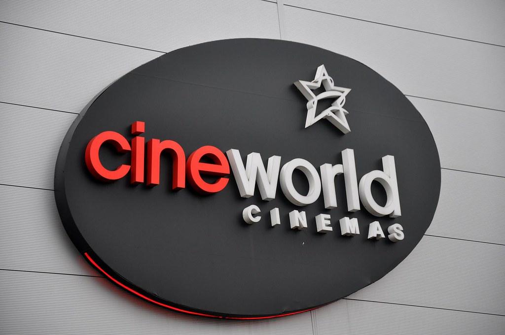 Cineworld Bury St Edmunds Restaurants