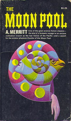 Merritt, A. - The Moon Pool (1973 PB)
