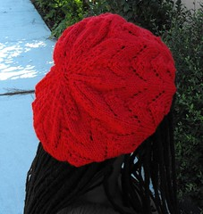 Red Berry Beret | by mamamarce