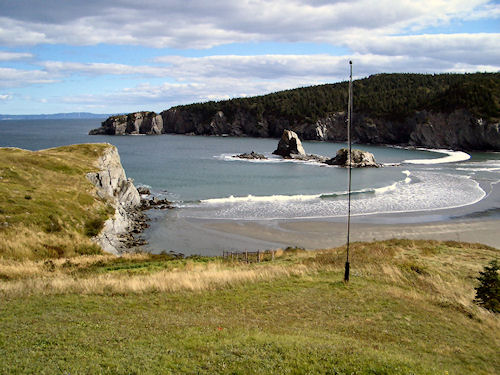 Salmon Cove Newfoundland