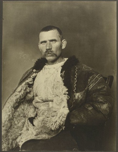 [Romanian shepherd.] | by New York Public Library