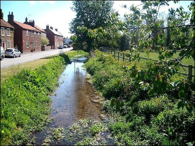 stream village