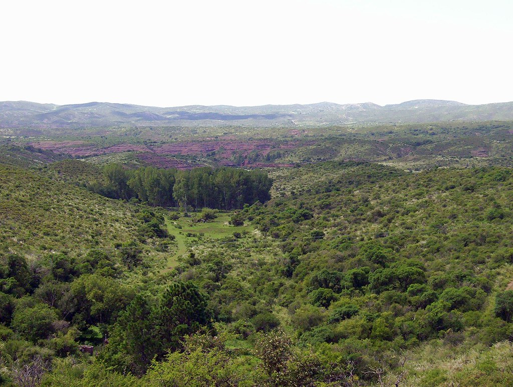 Valle del silencio ongamira un lugar ideal para - Un lugar para meditar ...