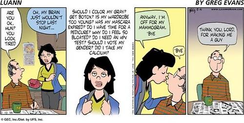Comic strip yahoo