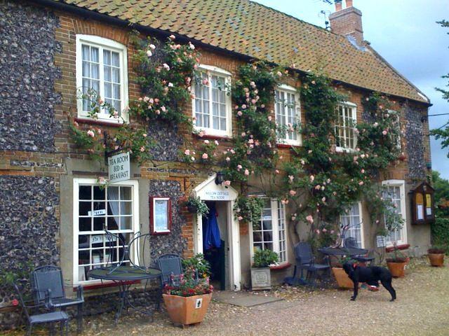 White Cottage Tea Room Gargrave