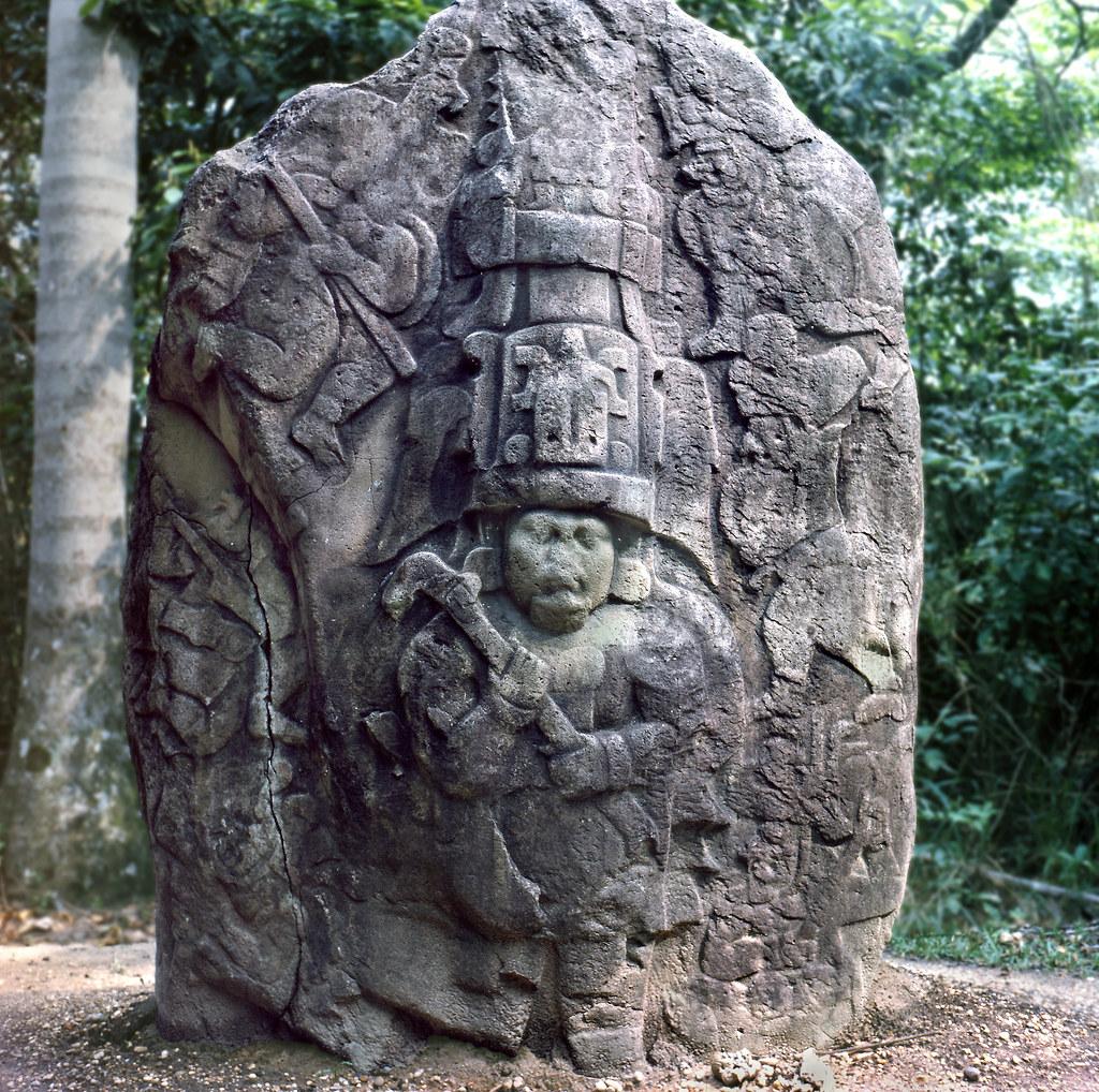 White >> El Parque Museo la Venta #2 | Escultura - la cultura olmeca … | Flickr
