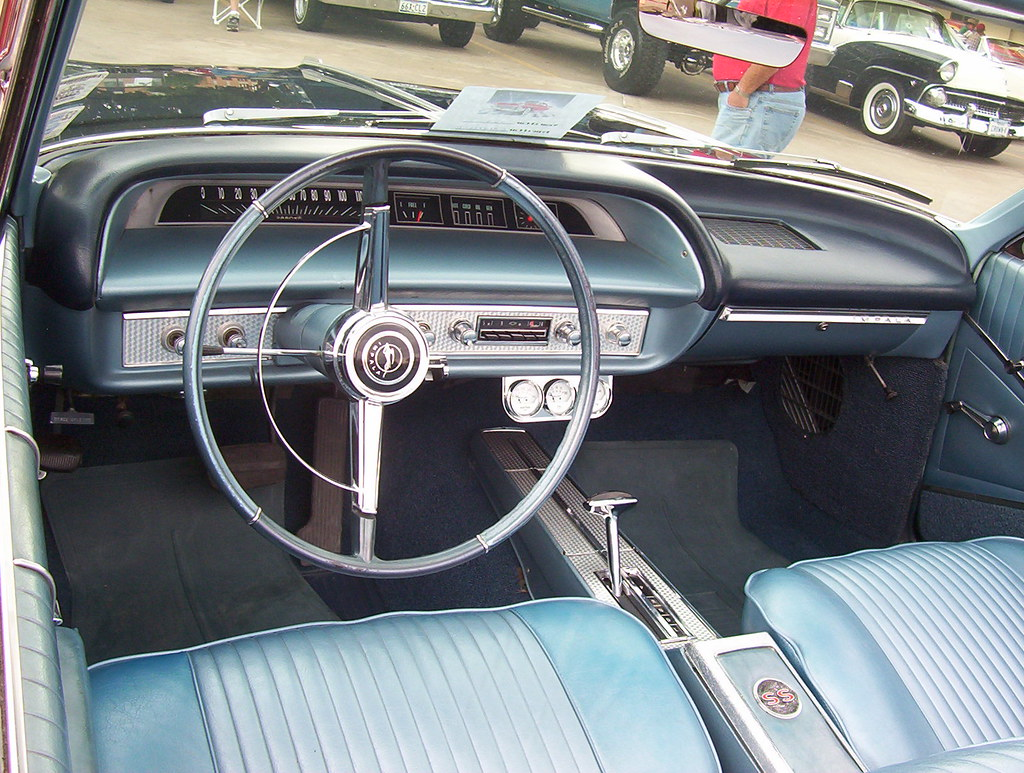 39 64 Chevy Impala Ss Interior Mark Potter 2000 Flickr