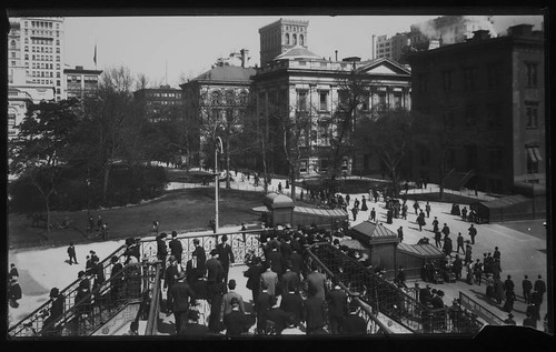 New York City commuters | by George Eastman House