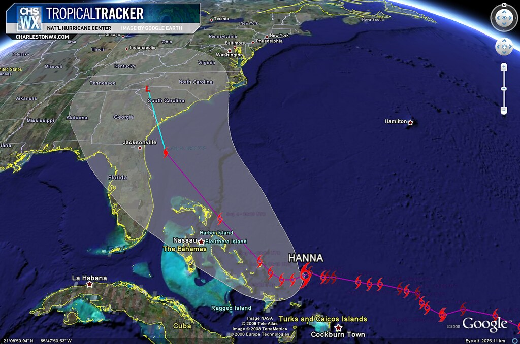 Why the Projected Path For Hurricanes and Tropical Storms Doesn't Always Tell the Full Story