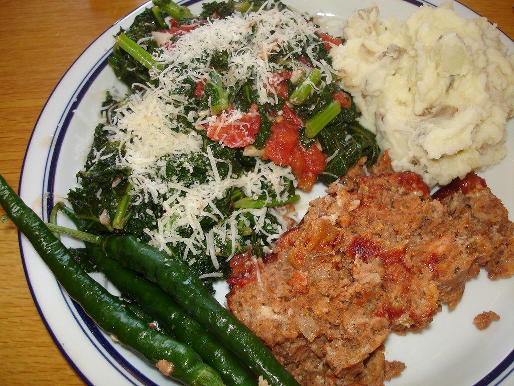 Meatloaf With Smashed Potatoes America S Test Kitchen
