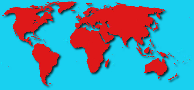 World map 3d kcp4911 flickr world map 3d by kcp4911 gumiabroncs Images