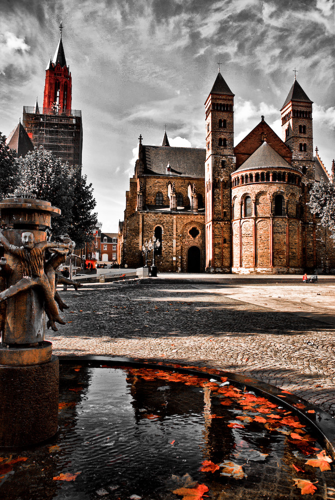 Sin city captured vrijthof maastricht limburg - Maastricht mobel ...