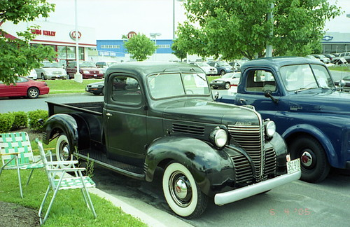 1940 Plymouth Pickup By Splattergraphics