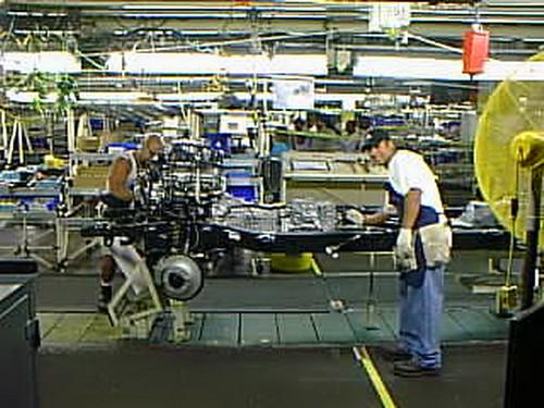 nummi68 nummi assembly plant tour fremont ca 2000 flickr. Black Bedroom Furniture Sets. Home Design Ideas
