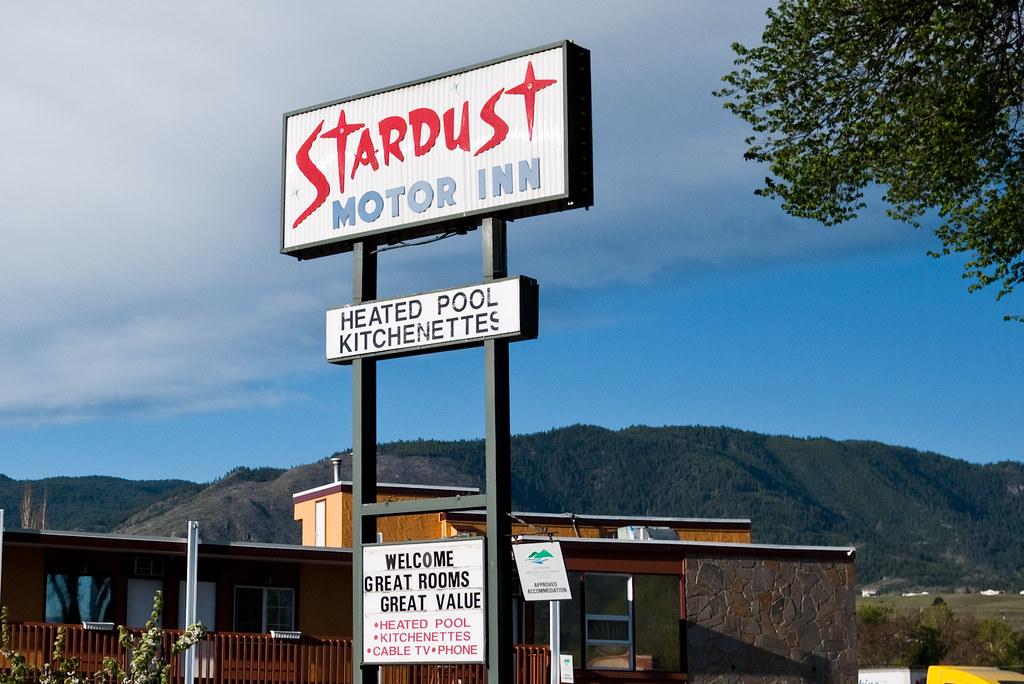 Picture Of The Day 115 Stardust Motor Inn Jamie