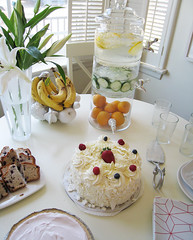 cake table+Mothers Day 2010 | by ...love Maegan