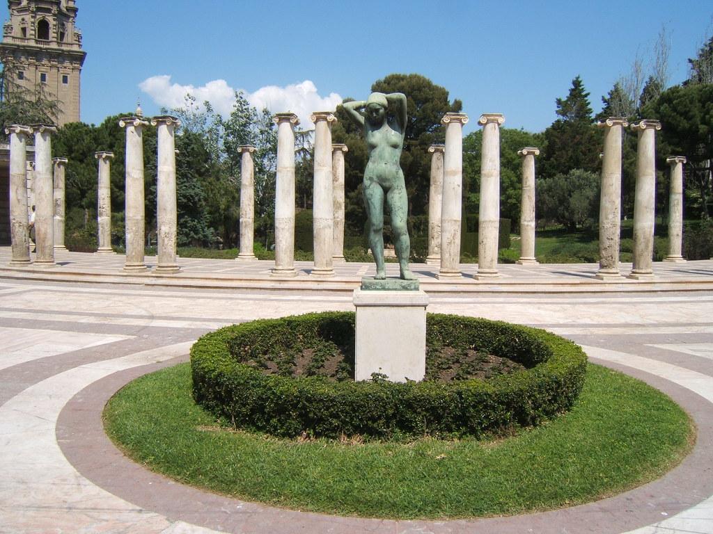 Jardins de joan maragall jardins de joan maragall quan s for Jardines joan maragall