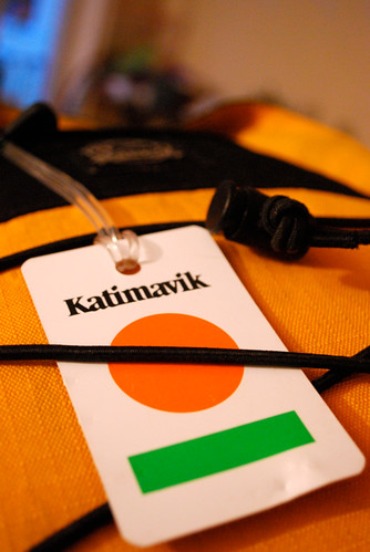 Katimavik Tag | by R. Millar