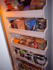 Freezer Door - Before
