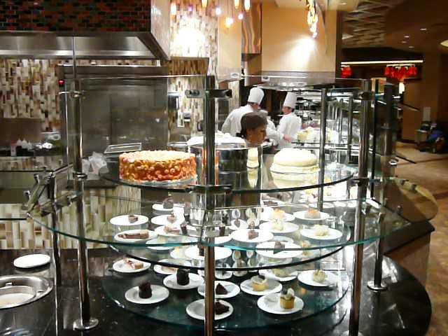 Kitchen Design Dessert Station