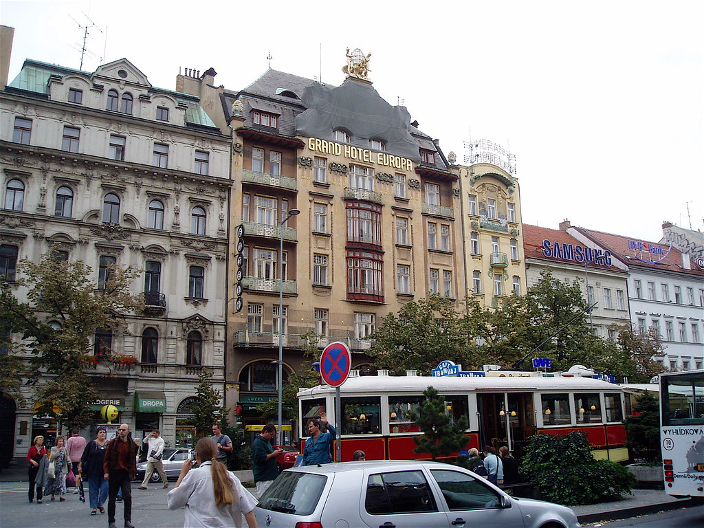 Prague grand hotel europa rich flickr for Hotel europa prague