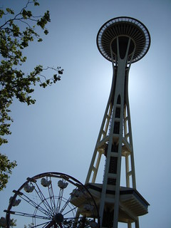 Space Needle | by momomomo
