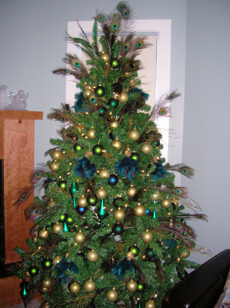 Christmas Tree Themes Pinterest