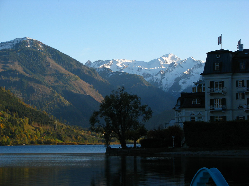 Band of Brothers: Zell am See   Scenes from Zell am See ...
