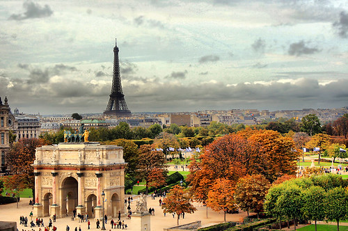 Autumn in Paris | by ` Toshio '