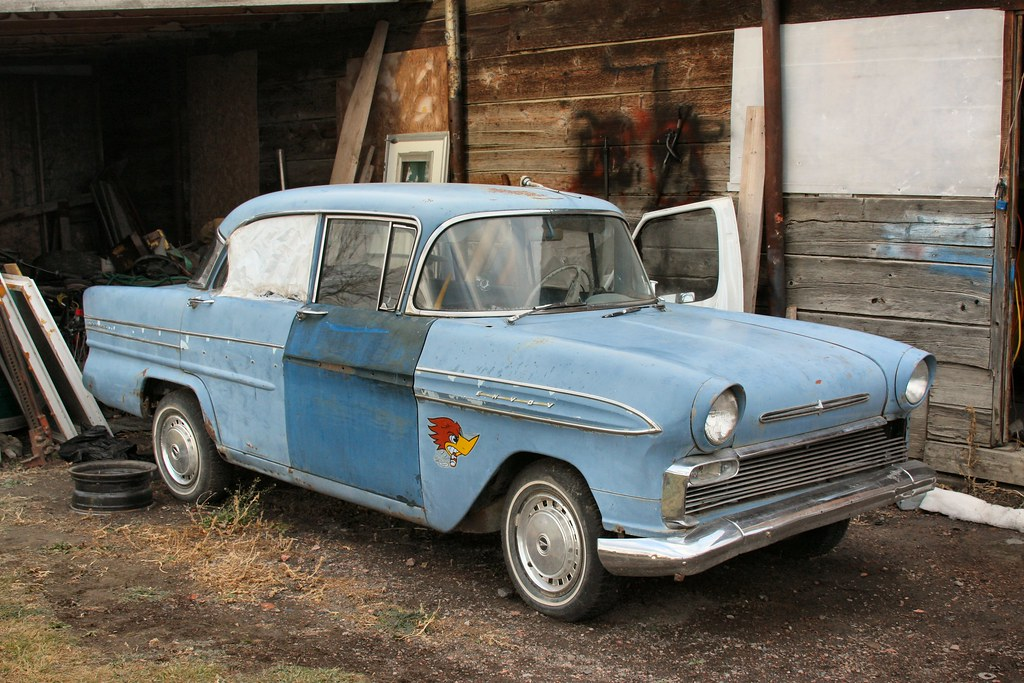 1960 Envoy Canadian Only Version Of Vauxhall Victor Flickr