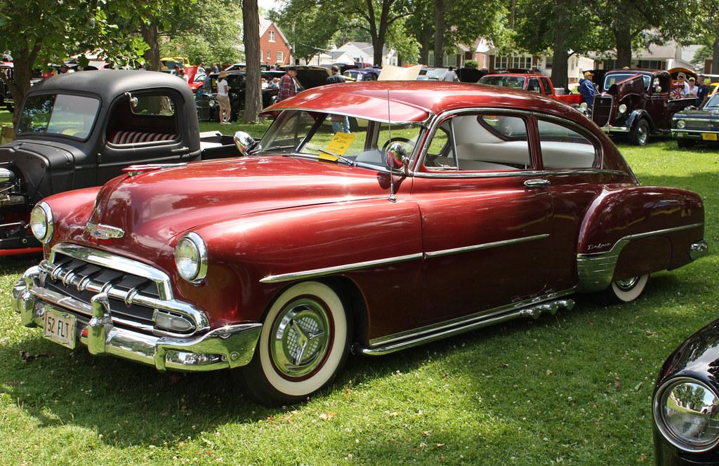 1952 chevrolet fleetline deluxe 2 door fastback 4 of 15 for 1952 chevy deluxe 2 door
