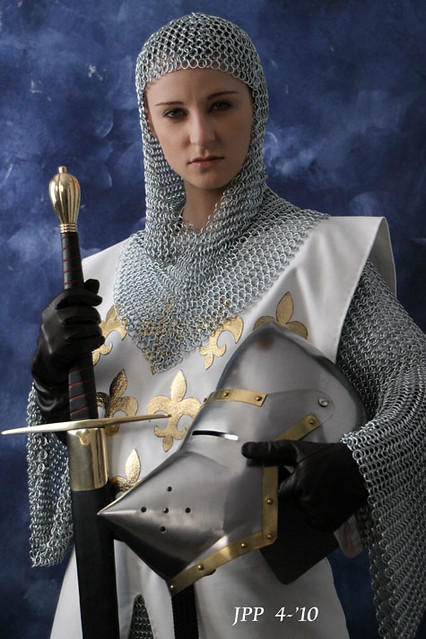 Shodire As Joan Of Arc I Wanted To Do A Joan Of Arc