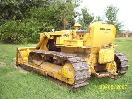 Caterpillar D6 Dozer Crawler | Caterpillar D6 Dozer ...