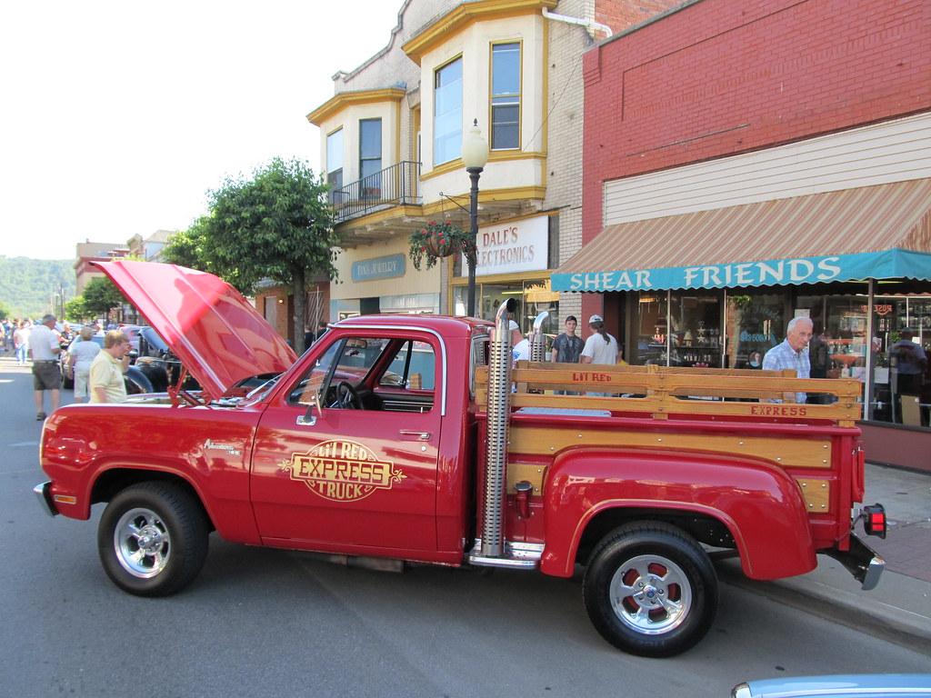 Lil' Red Express Truck | Highlight from the 24th Marshall ...