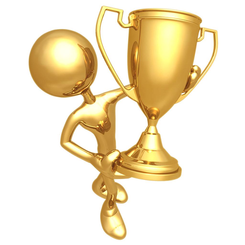 LuMaxArt Golden Guy Trophy Winner | LuMaxArt Golden Guy ...