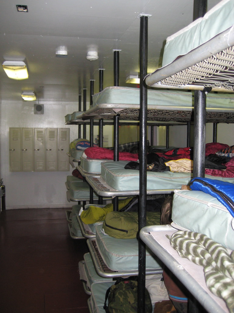 Aircraft Carrier Bunk Beds Fullsizedmidget Flickr