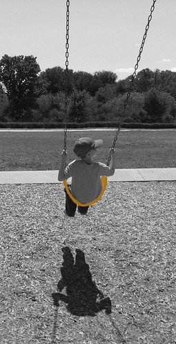 yellow swing | by 19melissa68