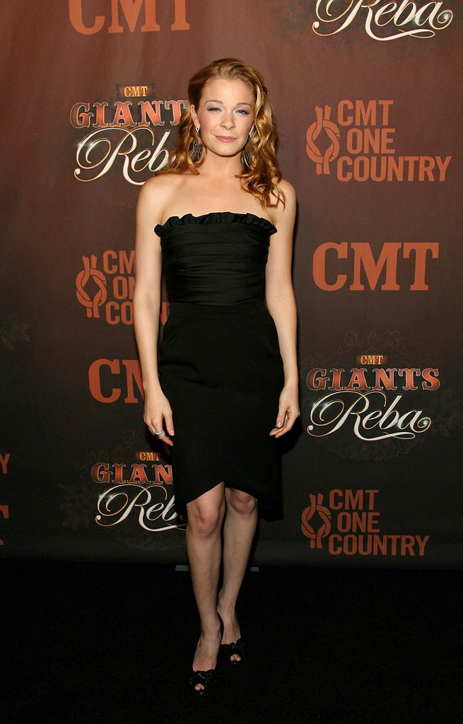 Leann Rimes - CMT Giants Honoring Reba McEntire 2006 | Flickr