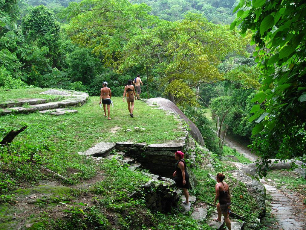 Terrazas chairama paque tayrona chairama indigenous for Terrazas tayrona