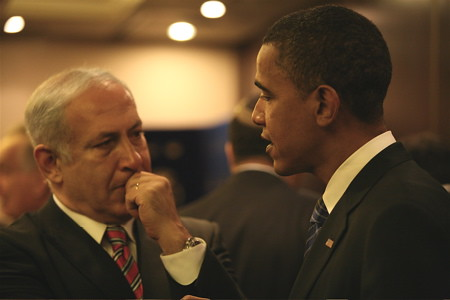 20080723_Israel_Netanyahu_2 | by Barack Obama