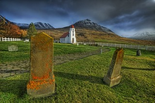 The Orange Mold on the Churchyard Tombstones | by Stuck in Customs