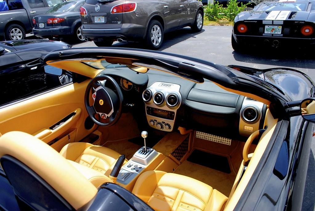 Ferrari F430 Interior Brandon Perdeck Flickr