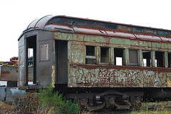 Old train car | by urlgirl