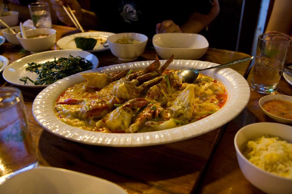Best Crab Restaurants Las Vegas