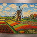 Claude Monet Tulip Fields With The Rijnsburg Windmill