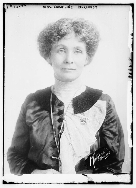 emmeline pankhurst notes This lesson talks about the life of emmeline pankhurst, who fought to help women in england get the right to vote in the late 1800s and early.