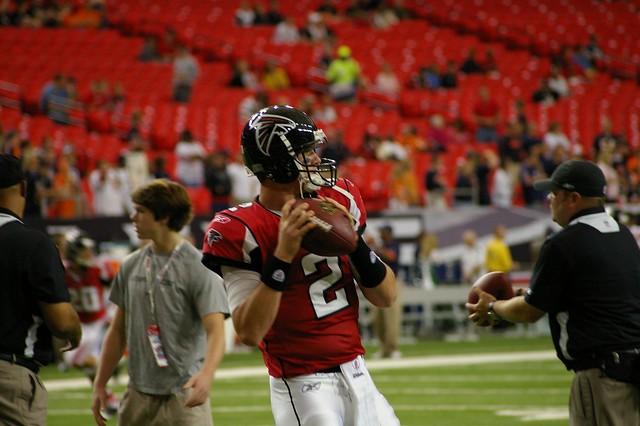 NFL True or False: Matt Ryan is the MVP