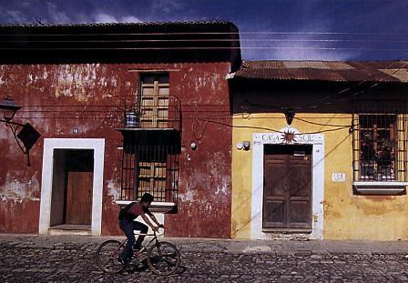 Fachada de casas en antigua guatemala james montiel viesca flickr - Fachadas antiguas de casas ...