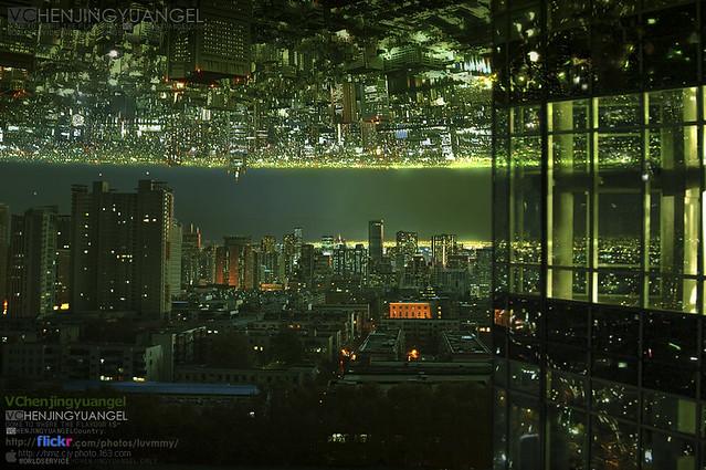 the matrix light storm skyline yep shot post production by flickr. Black Bedroom Furniture Sets. Home Design Ideas